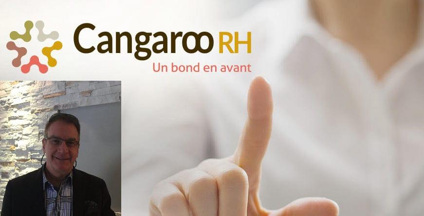 Nouvelle addition dans l'équipe de CangarooRH  Avis de nomination: Pierre Martineau