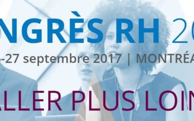 CangarooRH au congrès CRHA 2017 – 26-27 septembre prochain
