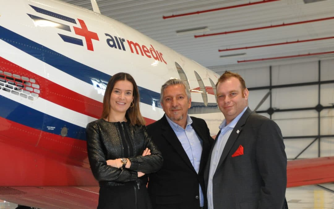 Cangaroo devient le premier courtier à offrir les services d'Airmedic