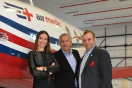 Cangaroo et Airmedic