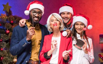 6 activités du temps des fêtes au bureau